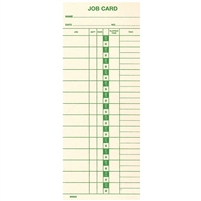 FORM 800622 Time Cards