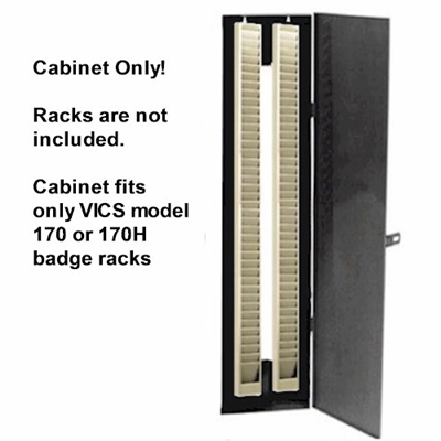 Security Locking Cabinet For Id Badge Rack 800 858 7462