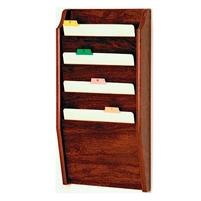 4 Pocket Medical Chart Holder